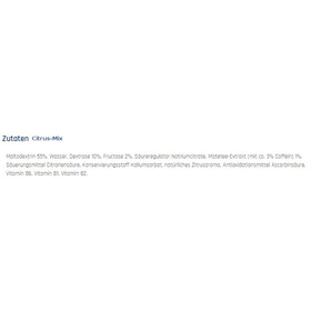 Xenofit Carbohydrate Gel Box Redberry/Citrus-Mix/Maracuja 30 x 25g